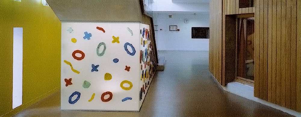 Ecole maternelle des Hainaults - Paris 19